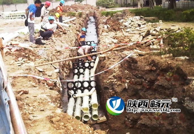 西安玻璃钢电缆管铺设