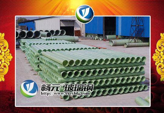 开拓创新,2013年生产更好的玻璃钢电缆保护管