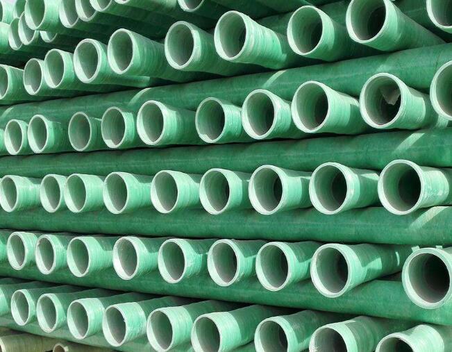 玻璃钢管道的管壁结构与制作工艺流程