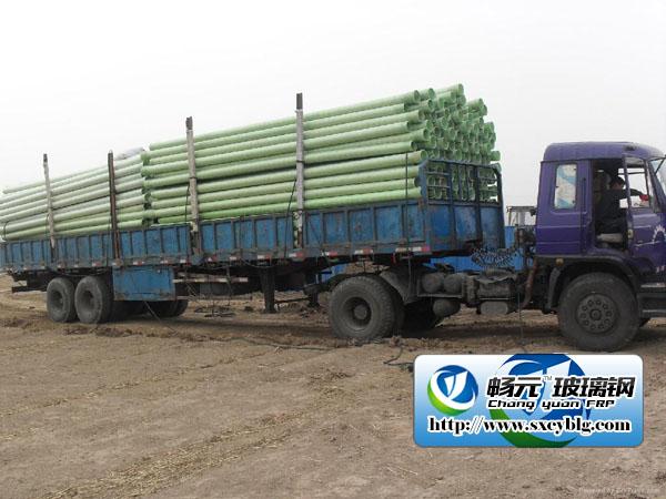 甘肃兰州玻璃钢电缆保护管发货运输