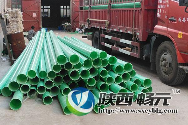 玻璃钢电力电缆管